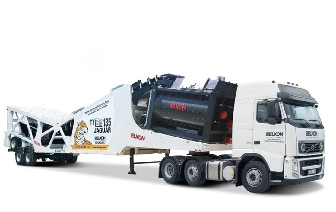 Elkon Mobile Master 135